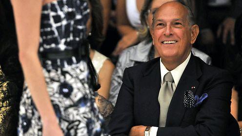Maailmankuulu muotisuunnittelija Oscar de la Renta on kuollut