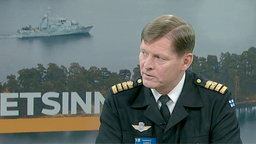 Suomalaiskomentaja luottaa Ruotsin armeijan harkintakykyyn