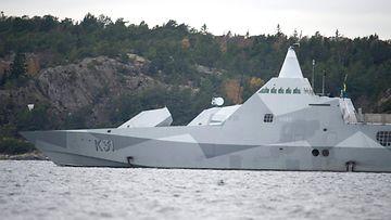 N�in Ruotsissa etsit��n sukellusvenett�