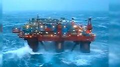 Meksiko evakuoi tuhansia öljylautoilta myrskyn vuoksi