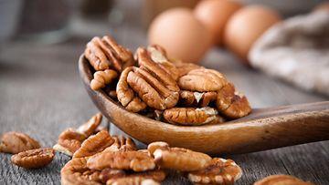 Pekaanipähkinät