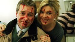 John Middleton and Emily Symons