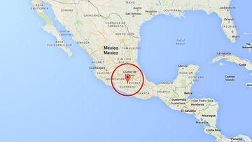 Meksikolaista pormestaria syytet��n