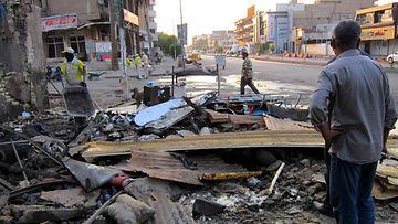 Isis bagdhad irak
