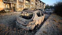 Karmaiseva n�ky kaasur�j�hdyksen j�ljilt� Saksassa