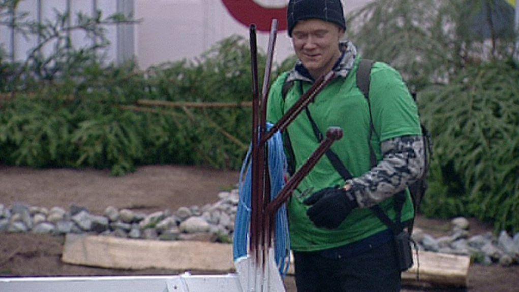 """Andte sai Big Brotherilta mieluisan yllätyksen – """"poro"""" ilmestyi pihaan"""