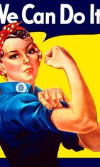 Rosie the Riveter, feminismi