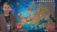 Tulvat piinaavat Norjassa, L�nsi-Euroopassa l�mmint�