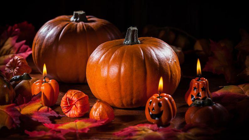 halloweenpaakuva