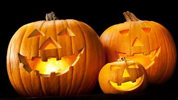 L�het� kuva omasta halloween-kurpitsastasi!