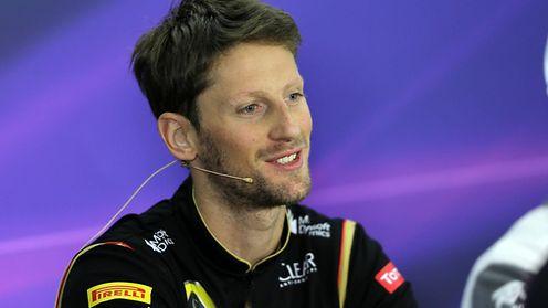"""Lotuksen Grosjean vihjaili vaihdoksesta – """"Vapaita paikkoja huipputalleissa"""""""