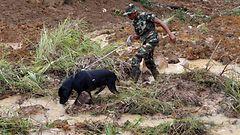 Sri Lankan maanvyöryissä kuoli ainakin 150