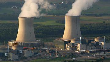 Ranska ydinvoimala lennokki lennokit