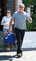 Näyttelijä Kelsey Grammerilla on yhteensä kuusi lasta ja yksi lapsenlapsi.  Copyright: All Over Press. Photographer: FANA.