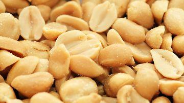 suolapähkinät