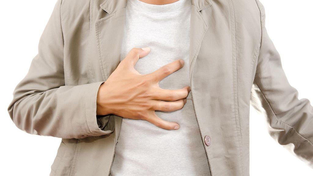 Hengenahdistus Oireet