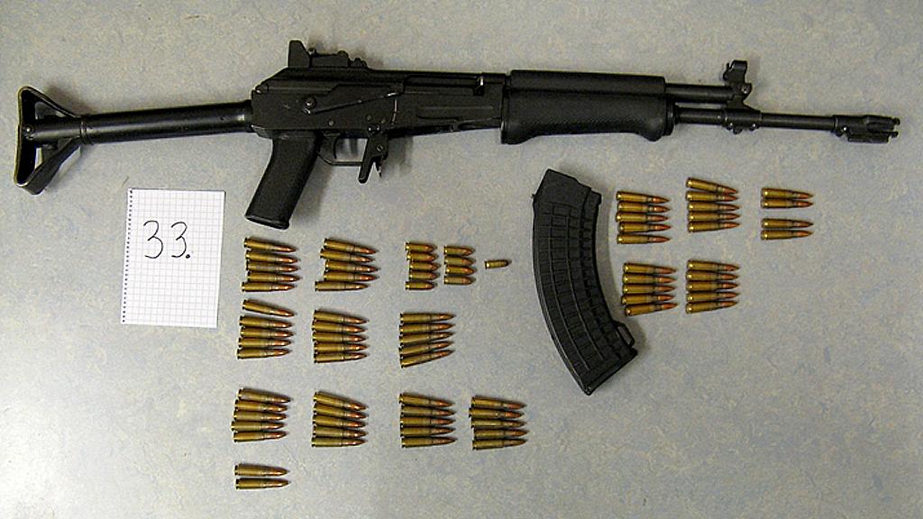 Suomen Poliisi Aseet
