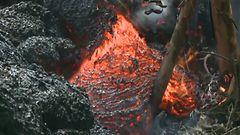 Chiless� tuhansia evakuoitu tulivuorenpurkauksen takia