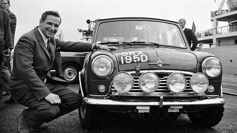 Timo Mäkinen, 1967