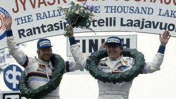 Timo Salonen, 1985