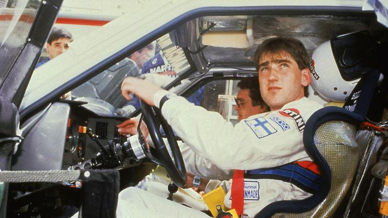 Henri Toivonen, 1986