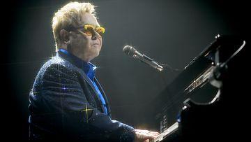Elton John Hartwall Arenalla