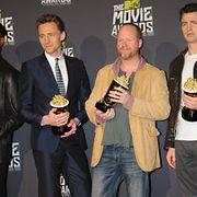 The Avengers valittiin 2013 vuoden elokuvaksi MTV Movie Awards -palkintogaalassa. Copyright: All Over Press. Photographer: Frank Trapper/Corbis.
