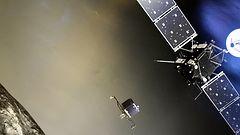 Philae-laskeutuja saattoi l�yt�� el�m�� avaruudesta