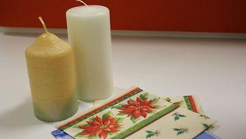 koristele kynttilä 1
