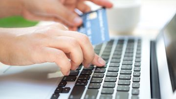 ostos, luottokortti, tietokone