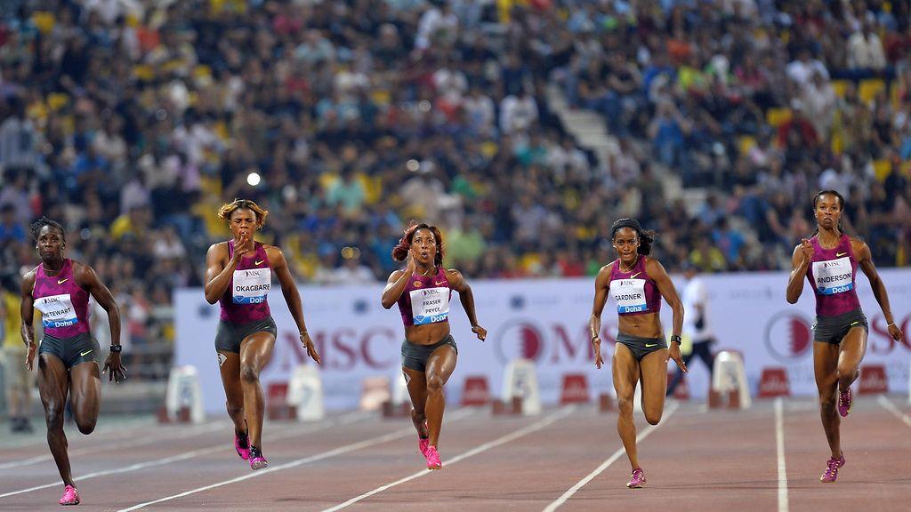 Yleisurheilun MM-kisat 2019 Dohaan - Uutiset - Yleisurheilu - Sport - MTV.fi