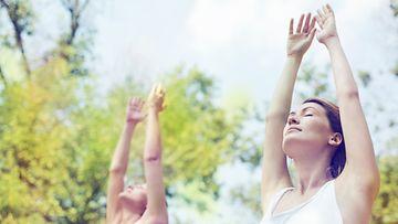 Jooga-venytykset-rentouttavat