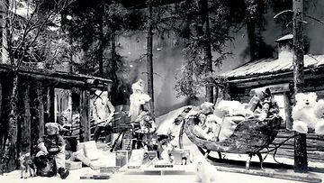 jouluikkuna1960