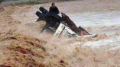 Tulvat piinaavat Marokkoa – uusia rankkasateita tulossa