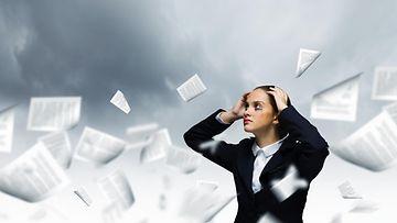 Hukutatko itsesi tarkoituksella töihin?