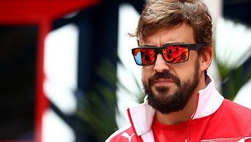 Alonso summasi aikansa Ferrarilla – n�p�ytti viimeisest� kaudesta