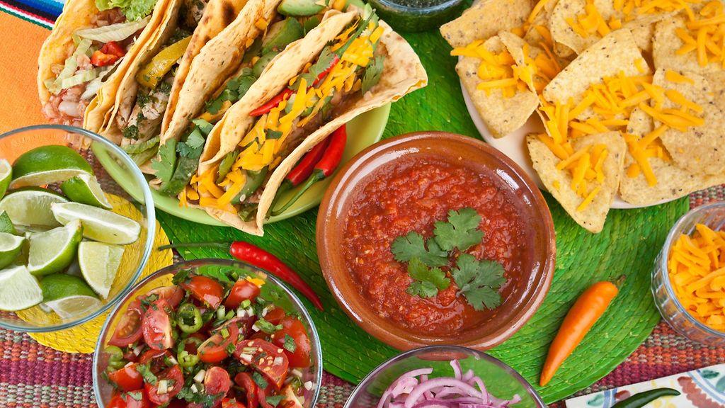 Fondo De Comida Mexicana: 10 Harhaluuloa Latinoruoasta