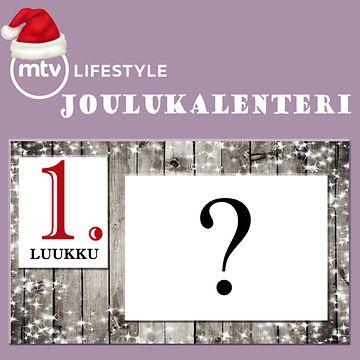 Lifestylen joulukalenteri