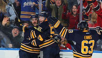 NHL-s�hik�iselt� uskomaton osuma – Ristolaisen �lyt�n putki katkesi