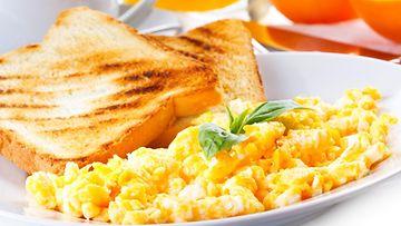 aamiainen, aamupala