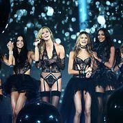 Victoria's Secret -muotinäytös on yksi vuoden odotetuimmista tapahtumista. Copyright: All Over Press. Photographer: FACUNDO ARRIZABALAGA.