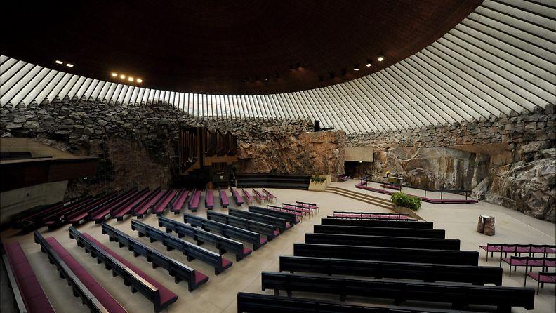 temppeliaukion kirko