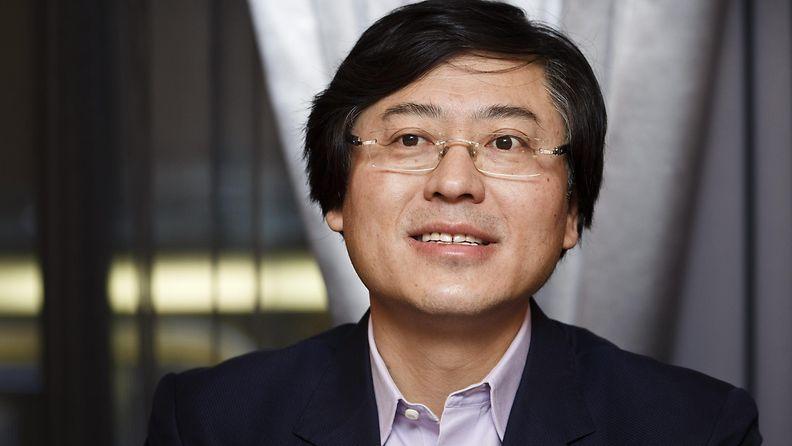 Lenovo  toimitusjohtaja Yang Yuanqing