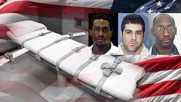syylliset teloitetut usa