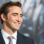 Lee Pacen hymy on häikäisevä. Copyright: All Over Press. Photographer: Paul A. Hebert.
