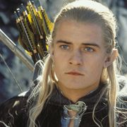 Orlando Bloom tuli suosioon Legolas-hahmona jo vuonna 2001. Copyright: All Over Press. Photographer: United Archives.