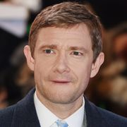 Martin Freeman on lempeä komistus. Copyright: All over Press. Photographer: ANDY RAIN.