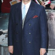Martin Freeman tähdittää Hobitti-elokuvia. Copyright: All Over Press. Photographer: James Higgins.