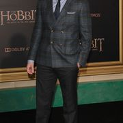 Richard Armitage nähdään Hobitti-elokuvassa Thorin Tammikilpenä. Copyright: All Over Press. Photographer: Jen Lowery.
