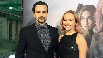 Mikko ja Sara Parikka